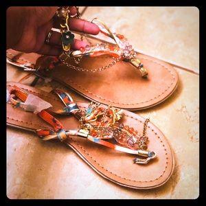 Zigi Soho Charm Sandal